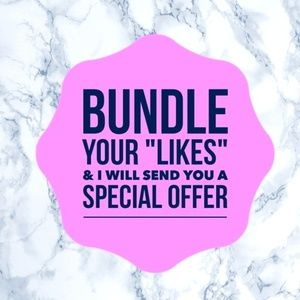 Bundle for special pricing!